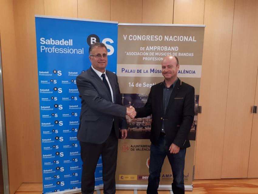 En AMPROBAND, seguimos creciendo junto a Banco Sabadell